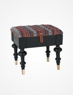 NINJA storage stool black | Storage | Organizing | Organizing | Interior | INDISKA Shop Online