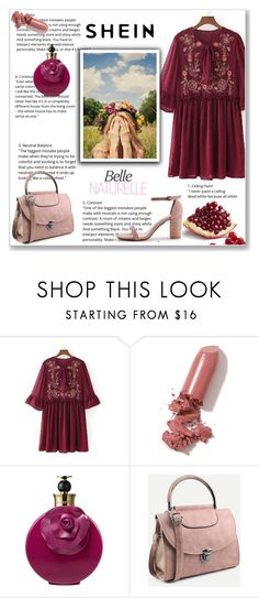 """lovely girl"" by emina-la ❤ liked on Polyvore featuring LAQA & Co. and Valentino"