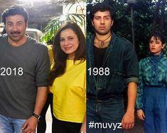 """1 Likes, 1 Comments - muvyz.com (@muvyz) on Instagram: """"#sunnydeol #neelam #BollywoodFlashback #NowAndThen #muvyz012518 #sunnymuvyz @iamsunnydeol…"""""""