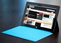 Surface RT - A Quick Rundown: Cool New Technology And Gadgets Struggling For Survival