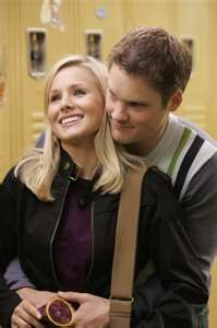 Teddy Dunn and Kirsten Bell, Veronica Mars' Duncan Kane and Veronica Mars Veronica And Logan, Veronica Mars, Mars Movies, Mystery Show, Best Tv Couples, Kristen Bell, Tv Land, Long Time Ago, Best Shows Ever