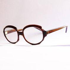 SVENDITA -50% di sconto! HEXAGON - Occhiali esagonali - occhiali vintage - lenti +3.50 - forma esagonale
