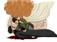 Harry Potter BlogHogwarts FanArt Severus Snape (8)