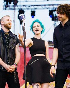 Alternative Press Music Awards, July 21 2014 PARAMORE