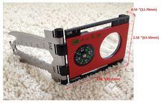 Alive - Multi Survival Tool RFID Shielded Wallet by Adael Innovations, LLC — Kickstarter