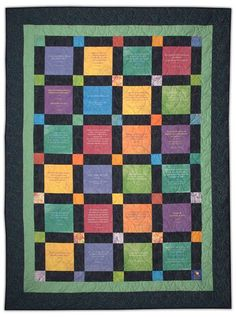 Twin quilts for college
