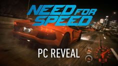 Need for Speed - PC Reveal