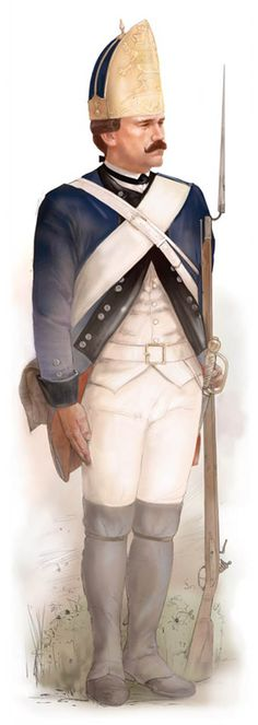 Hessians were German mercenaries who were hired by the British to fight in the Revolutionary War.