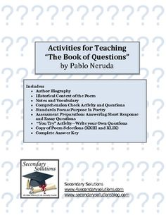Twelfth Song of the Thunder Activities and Quiz | Teaching ...