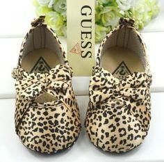 7e90ffa33be7 #0303Leopard Print Soft Sole Crib Shoes / Cool Kids BKLYN Boutique|Cute Kids  Clothes