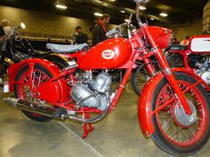 OldMotoDude: 1950s Allstate 125 Judges Award Winner at the 2015...