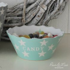 Candy Kom Mint Star