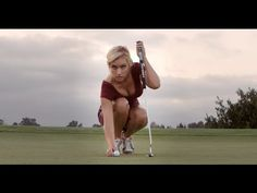 Paige Spiranac Takes Golf To The Streets - YouTube
