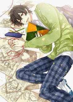 Haruka | Mekakucity Actors #anime