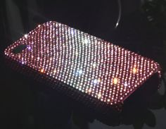 Bling bling iphone case iphone 4 cover by iPhoneCasesFancylucy, $22.98