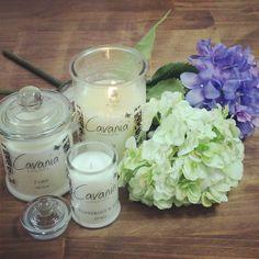 Cavania Australia - locally made soy candles
