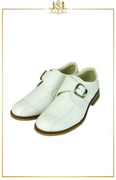 These white shoes are designed and made by Sebastian Le Blanc to a high standard. Your young man will be sure to make a great impression no matter what the event. Suitable for wedding, christening and other formal events. Excellent quality and great value for money. Shop now at SIRRI kids #shoes for boys ideal for #wedding #communion online...Elegant fashion for children and men. #fashion #shopping      Mesaj yazın