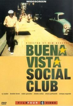 Perfect music for cocktails & dinner - Buena Vista Social Club (1999)