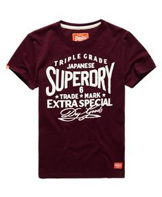Superdry Triple Grade Working T-Shirt