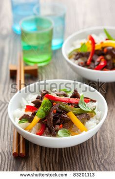 Stir Fry Stock Photos, Images, & Pictures | Shutterstock
