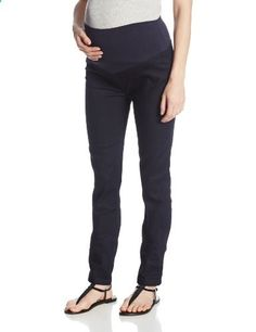 James Jeans Women's Neo Beau Under-Belly Expansion Maternity ...