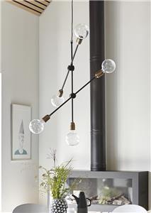 House Doctor Lampe Molecular Justerbar,  H78cm (151-Cb0811)