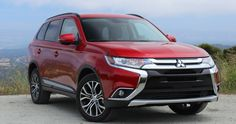 The All-New and Quieter #Mitsubishi Outlander