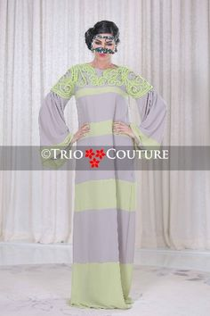 Trio Couture – Fall 2013 Collection Kaftans, Abayas, Muslim, Cover Up, Trends, Fashion Outfits, Couture, Clothes For Women, Elegant