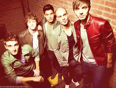 The Wanted. Yes, please.
