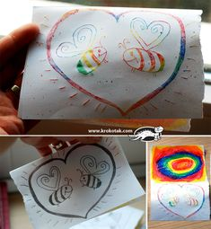 kids craft for valentine's day