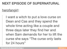 I don't even watch this show but I've seen enough fan stuff to know that I want this to be a thing