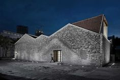 Chi She Art Gallery in Shanghai by Archi-Union Architects | Yellowtrace
