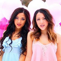 niki and gabi, have a great 21st birthday darlings! ♡