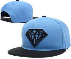 Classic Style Men Women Snapback Hats Adjustable Length Diamond d66ffd89cb0
