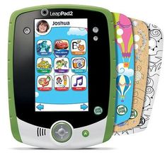 LeapFrog LeapPad2 Custom Edition Learning Tablet Only $49.95 - http://www.swaggrabber.com/?p=280659