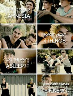 Always love the Amnesia video!!! Don't you?