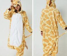 Giraffe Onesie!  I want it so badly! :D