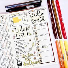 bulletjournal.life Happy Monday @sober_icedtea • • • #bujo #bulletjournals #bulletjournal #bullet #journal #bulletjournallife #planner #notes #diary #fall #love #life #pens #stationary #bulletjournalideas #studies #inspo #inspiration #study #muji #beautiful #progress #diary #mildliner #autumn #art #washi #goals