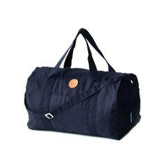 NIION INDONESIA   Navy Duffel Bag