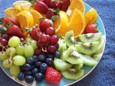 Fruit: How to Know What's Ripe