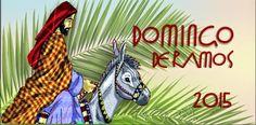 TARJETAS Y ORACIONES CATOLICAS: DOMINGO DE RAMOS 2015