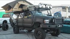 You may have seen Jim on TV from the reality show doomsday prepper. Or you may have seen his vehicles called the survivor truck and survivor truck II. Jacked Up Trucks, Cool Trucks, Big Trucks, 6x6 Truck, Truck Mods, Chevy Camaro, 2000 Ford Excursion, 4x4, Bug Out Vehicle