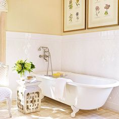 Bypass the bold hues and embrace the clean, polished simplicity of white. Find out how to create a sparkling white bathroom using white and similar neutral hues.