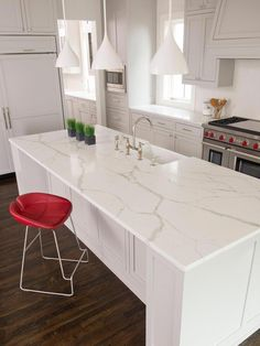 Ways To Choose New Cooking Area Countertops When Kitchen Renovation – Outdoor Kitchen Designs Painting Kitchen Countertops, Outdoor Kitchen Countertops, White Countertops, Kitchen Worktops, White Countertop Kitchen, Kitchen Cabinets, Home Design, Küchen Design, Design Ideas