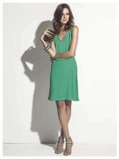 Maria Valentina, Ideias Fashion, Dresses For Work, Business Professional Dress, Vestidos, Spring Summer, Women