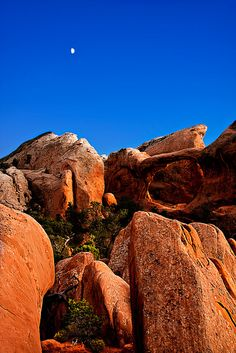 """Double """"O"""" Arch, Arches National Park"""