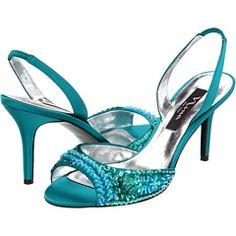 Nina Fiarra Teal Blue - Zappos.com Free Shipping BOTH Ways