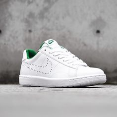 Nike Tennis Classic Prm Gs chaussures blanc