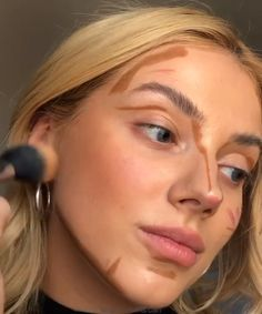 Makeup Tips: How to Look Tan with Makeup! - Make-Up Ideas! Makeup Goals, Makeup Inspo, Makeup Inspiration, Beauty Makeup, Jlo Makeup, Daily Makeup, Contour Makeup, Face Makeup, Make Up Contouring
