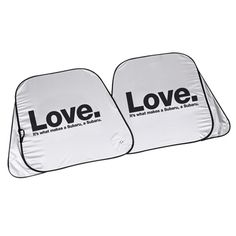 Love is what makes a Subaru